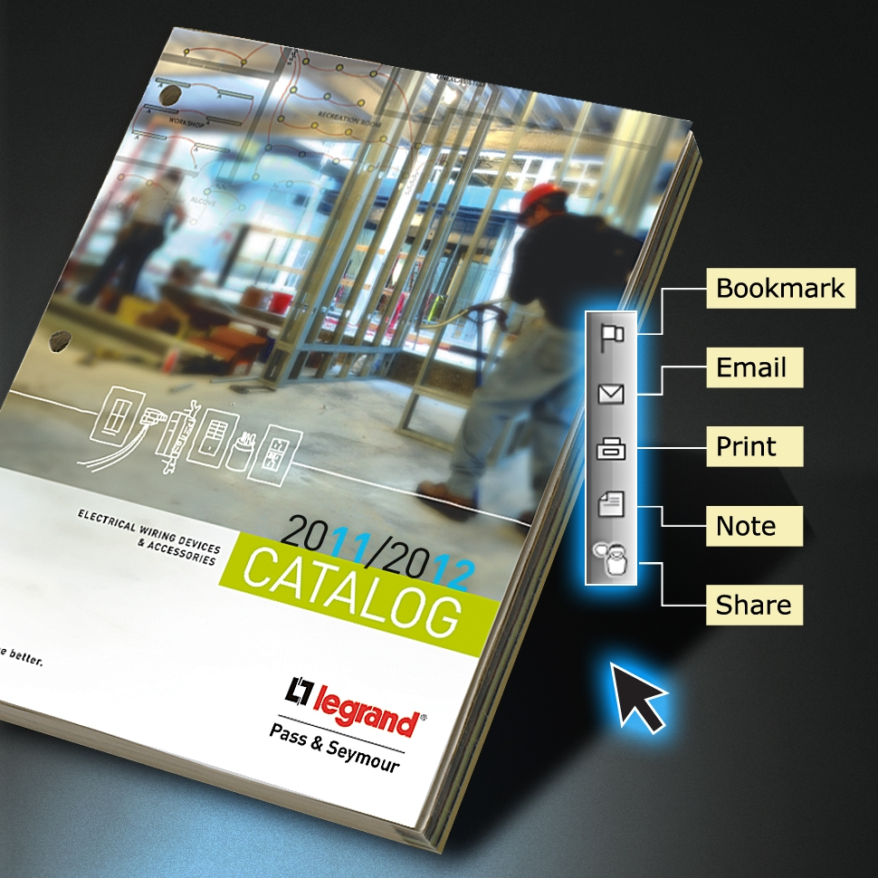 Legrand/Pass & Seymour releases online product catalog | Electrical ...