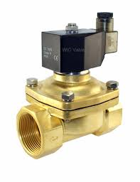 A solenoid valve