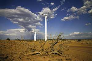 AWEA's five-year plan aims to account for 20% of the nation's energy production by 2030.
