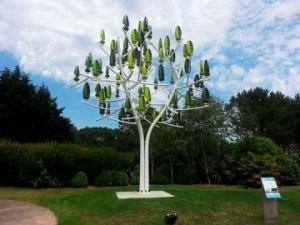Development of electromechanical trees for renewable energy harvesting is on the horizon.