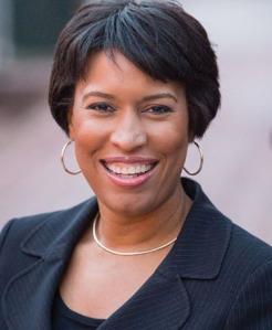 Washington, D.C. Mayor Muriel Bowser.