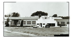 A throwback photo of Little Giant's beginnings.