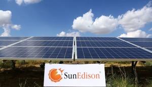 SunEdison's future looks bleak — by natural light or light bulb.
