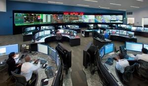 California ISO's Control Center in Folsom, CA.—Caiso photo