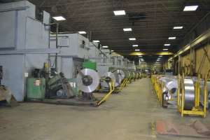 Eurotranciatura USA, the company making the investment, is a subsidiary of the world's largest steel lamination company for electrical rotating machines—Eurotranciatura USA photo