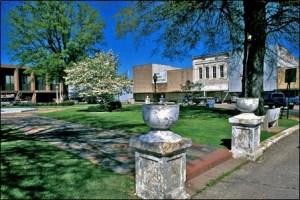 On campus at the University of Arkansas-Monticello.—UAM photo