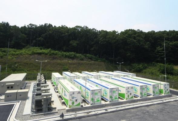 ESS battery storage